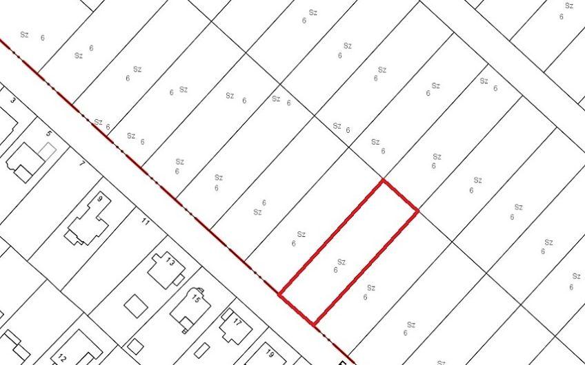 XVI. kerület Fürge utca  Építési telek