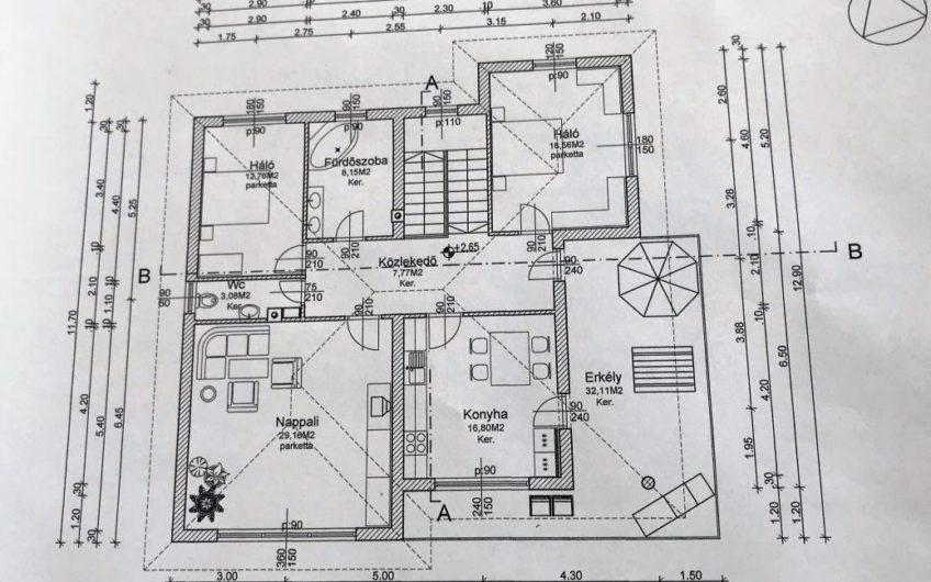 Békásmegyeri  családi ház